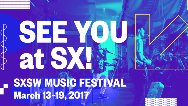 See you at SXSW