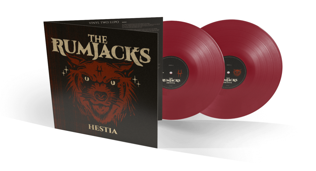 The Rumjacks Hestia Vinyl